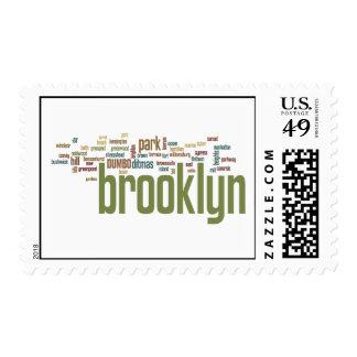 Brooklyn Pride Stamp