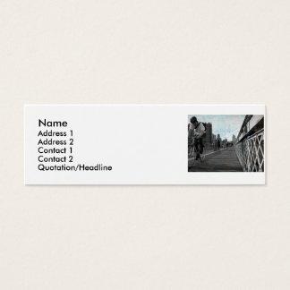 Brooklyn Rider , Name, Address 1, Address 2, C... Mini Business Card