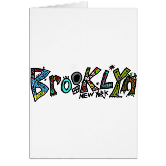 Brooklyn rules! on just about any product card
