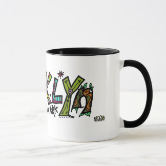 Brooklyn rules! on just about any product mug