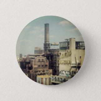 Brooklyn Sugar Factory Button