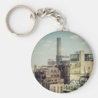 Brooklyn Sugar Factory Key Chains