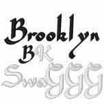 Brooklyn, SwaGGG, B, K Chaqueta Bordada De Entrenamiento