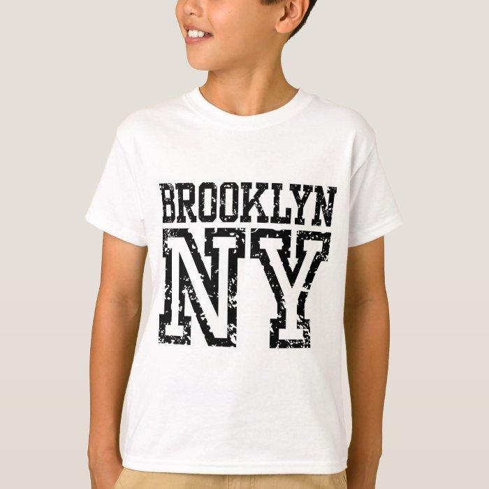Brooklyn t shirt zazzle for T shirt printing brooklyn