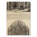 Brooklyn Tabernacle Great Organ Built Card