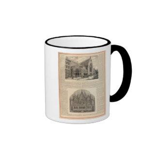 Brooklyn Tabernacle Great Organ Built Coffee Mugs