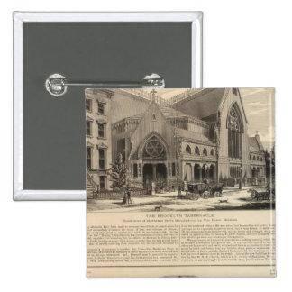 Brooklyn Tabernacle Great Organ Built Pin
