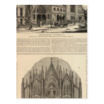 Brooklyn Tabernacle Great Organ Built Postcard