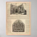 Brooklyn Tabernacle Great Organ Built Poster