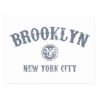 *Brooklyn Tarjeta Postal