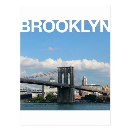 Brooklyn Tarjetas Postales