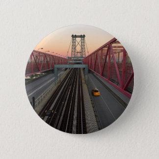 Brooklyn Taxi Button