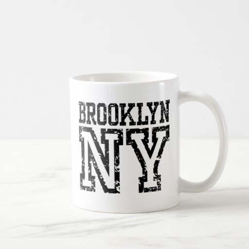 Brooklyn Taza Básica Blanca