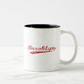 Brooklyn Taza Dos Tonos