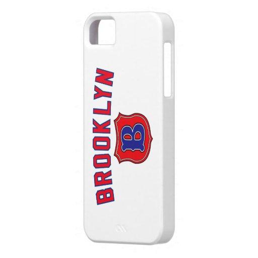 Brooklyn Throwback iPhone SE/5/5s Case