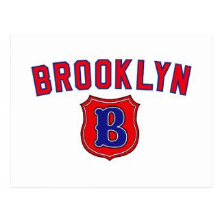 Brooklyn Throwback Postcard