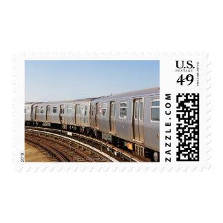 Brooklyn Timbre Postal