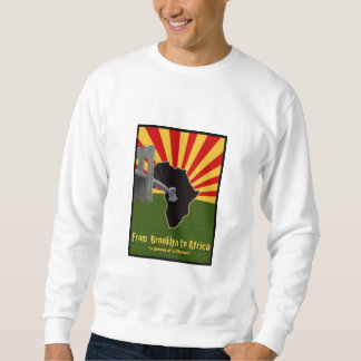 Brooklyn to Africa Basic sweat shirt
