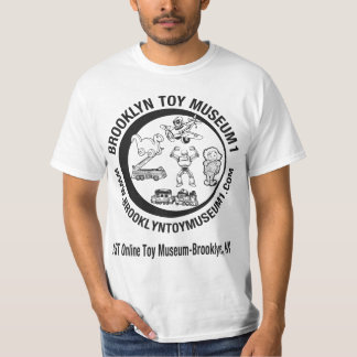 BROOKLYN TOY MUSEUM 1 - OFFICIAL T-SHIRT