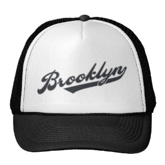 *Brooklyn Trucker Hat