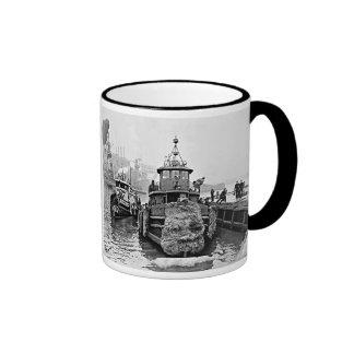 Brooklyn Tugs Ringer Mug