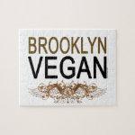Brooklyn Vegan Jigsaw Puzzles