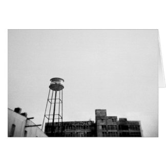 Brooklyn Water Tower 5 Card