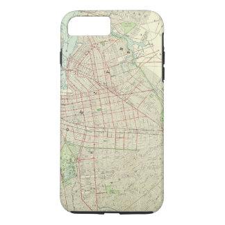 Brooklyn y vecindad funda iPhone 7 plus