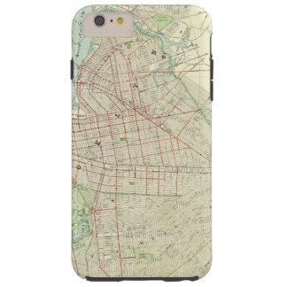 Brooklyn y vecindad funda para iPhone 6 plus tough