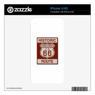 BROOKLYNHEIGHTS66 DECAL FOR THE iPhone 4S