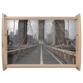 Brooklynn Bridge Food Trays