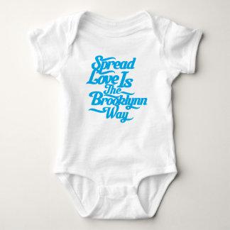 Brooklynn Love Baby Bodysuit