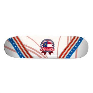 Brooks, GA Skate Deck