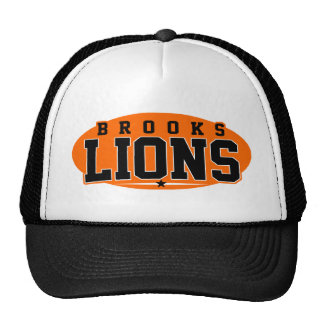 Brooks High School; Lions Trucker Hat