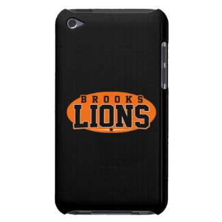 Brooks High School; Lions iPod Touch Case