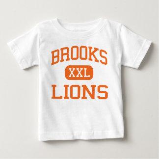 Brooks - Lions - High School - Florence Alabama Tshirt