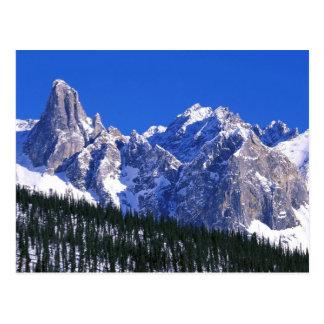 Brooks Mountain Range - Alaska Postcard