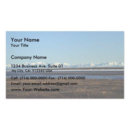 Brooks Range Business Card