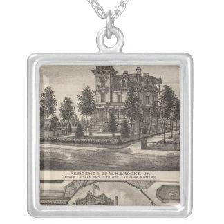 Brooks residence and Grand Opera House Kansas Custom Jewelry