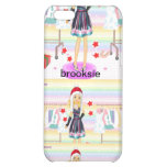 brooksie phone cover for iPhone 5C