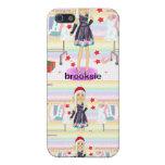brooksie phone iPhone 5 cover