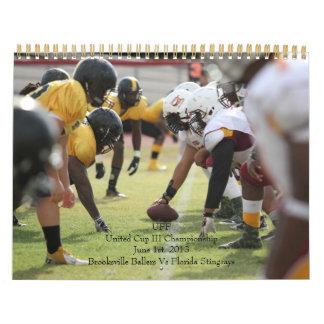Brooksville Ballers Calendar
