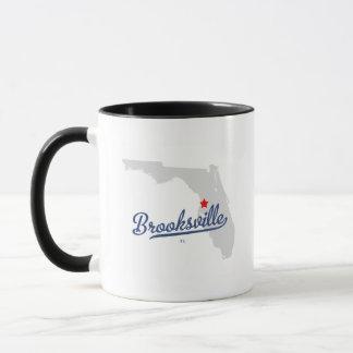Brooksville Florida FL Shirt Mug