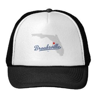 Brooksville Florida FL Shirt Trucker Hat
