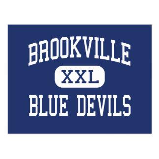 Brookville Blue Devils Middle Brookville Post Cards