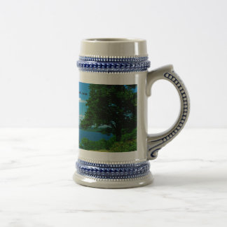 Brookville Lake, Franklin County Indiana Beer Stein