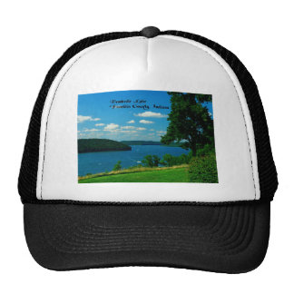 Brookville Lake, Franklin County Indiana Trucker Hat