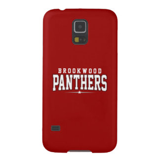 Brookwood High School; Panthers Galaxy S5 Cover