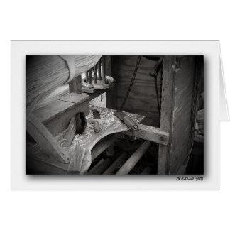 Broom Maker's Tools Card