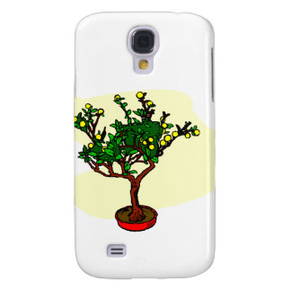 Broom style flowering bonsai graphic galaxy s4 cover